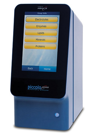 Piccolo Xpress Chemistry Analyzer